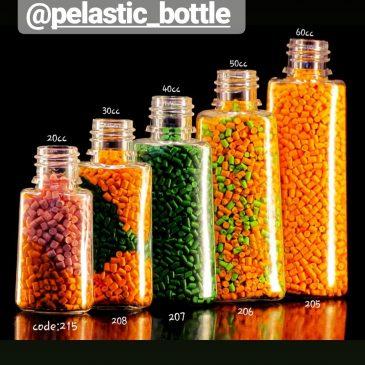 مجموعه بطری های آلفا